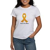 Childhood cancer Women's T-Shirt