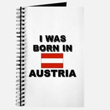 I Was Born In Austria Journal
