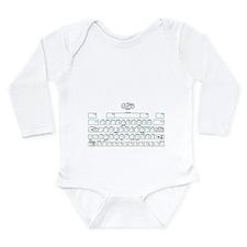 APL keyboard cheat sheet Long Sleeve Infant Bodysu