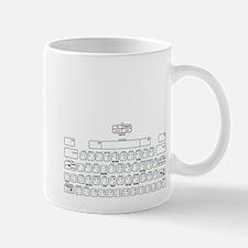APL keyboard cheat sheet Mug
