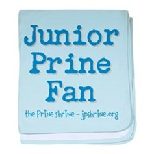 Junior Prine Fan baby blanket