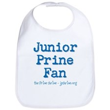 Junior Prine Fan Bib