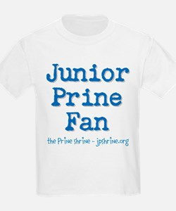 Junior Prine Fan T-Shirt