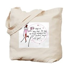 Get Started Today Tote Bag
