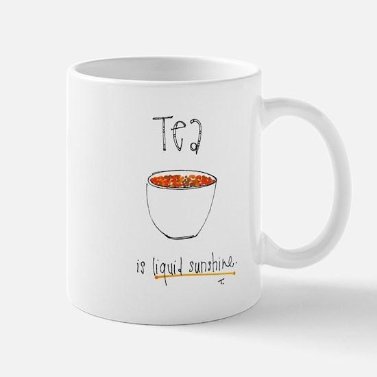 Liquid Sunshine Mug
