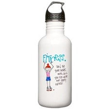 Motivation to Exercise Water Bottle