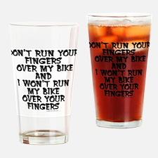 Cute Cynicalblack Drinking Glass