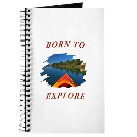 Born to Explore Journal