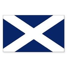 Scottish Flag Auto Decal / Decal