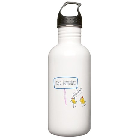 Lead the Way Stainless Water Bottle 1.0L