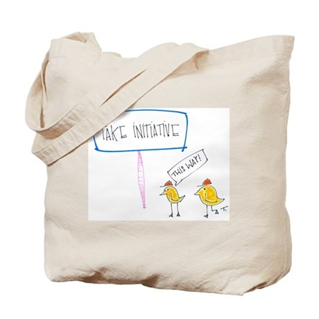 Lead the Way Tote Bag