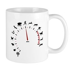 animal speed Mug