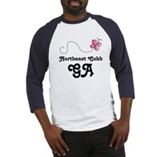 Northeast Cobb Georgia Baseball Jersey