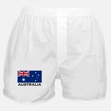 Australia Flag Stuff Boxer Shorts