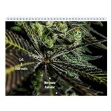 Marijuana Calendars