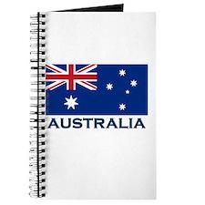 Australia Flag Gear Journal