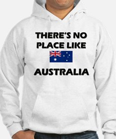 There Is No Place Like Australia Hoodie