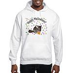 Chinchilla Halloween Hooded Sweatshirt