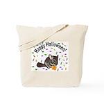 Chinchilla Halloween Trick or Treat Bag