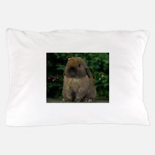 Christmas Bunny Pillow Case