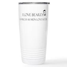 Beard Love Travel Mug