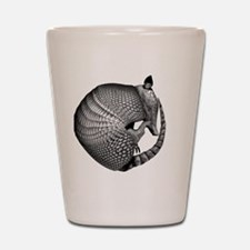 Armadillos Shot Glass