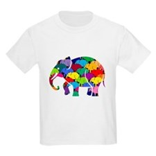 Elephants on Parade T-Shirt