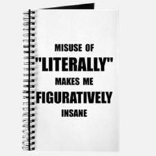 Literally Figuratively Journal