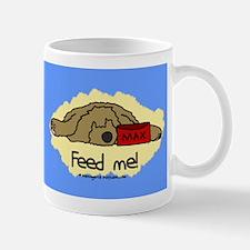 Feed Me Otterhound Mug (Cartoon)
