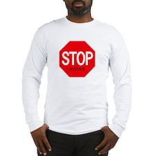 Stop Aydan Long Sleeve T-Shirt