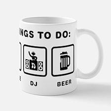 Disc Jockey Mug
