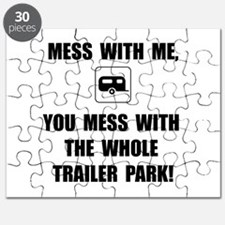 Mess With Trailer Puzzle