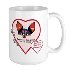 Dog Valentine Mug