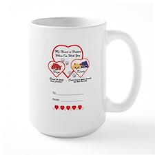 Cat Valentine Mug