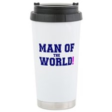 MAN OF THE WORLD! Travel Mug