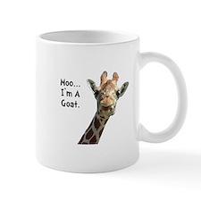 Moo Giraffe Goat Mug