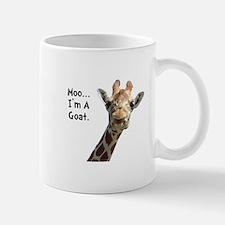 Moo Giraffe Goat Small Small Mug