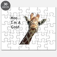 Moo Giraffe Goat Puzzle