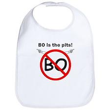 BO is the pits. Bib