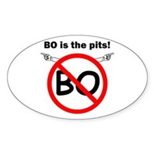 BO is the pits. Decal