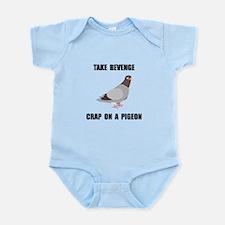Revenge Pigeon Infant Bodysuit