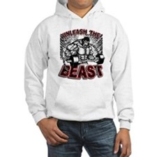 Unique Unleash the beast Hoodie