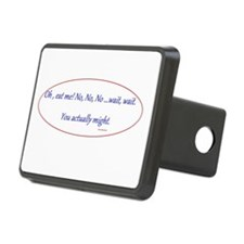 Dean Winchester-OH Eat Me Hitch Cover
