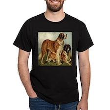 St. Bernard 1880 Digitally Re T-Shirt