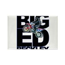 Big Ed Beckley Rectangle Magnet