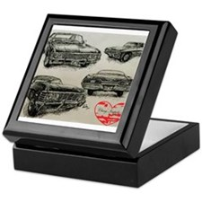 '67 Chevy Impala Keepsake Box