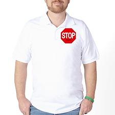 Stop Isiah T-Shirt