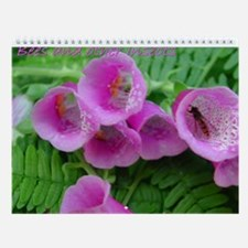 Insects Wall Calendar