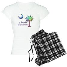Rainbow SC pajamas