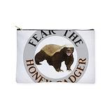 Honey badger Makeup Bags